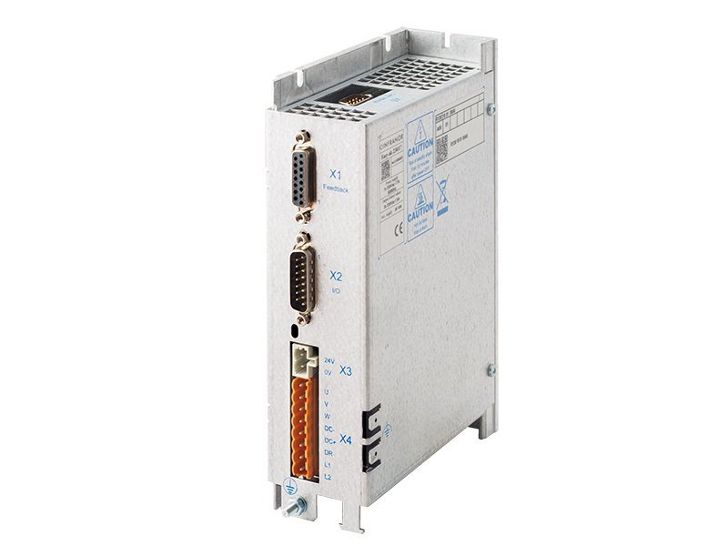 XtrapulsEasy 230 VAC kompakter Servo-Controller.