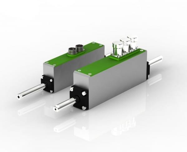 miniaturisierten Linearmotoren NLI